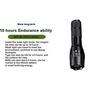Image 5 - UltraFire 2PCS 18650 3600mAh 3.7V rechargeable protection lithium ion battery protection 18650 lithium battery 2 flashlights