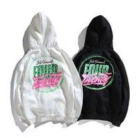 YouthCodes Weed Mosaic Leaves STADIUM Justin Bieber Hoodie Men Clothes Hoody Game Shark Letters Streetwear Punk Sweatshirt Men