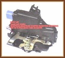 FRONT LEFT doorLock Actuator 3B1837015AQ 3B1837015BC 5J1837015 6QD837015B 3B1837015AR FOR VW T5 POLO SKODA FABIA ROOMSTER