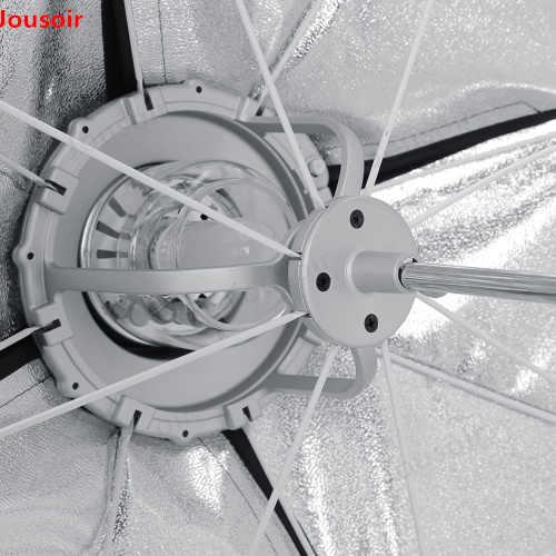 Godox Octogonal SB-UE 120 centímetros 47in Portátil Guarda-chuva Softbox com Grade De Favo de mel para Bowens Monte o Flash de Estúdio Softbox CD50 Y