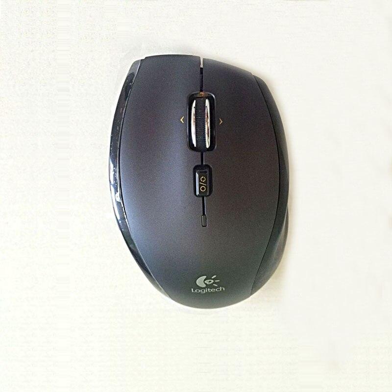 Logitech M705 laser sans fil grande souris ordinateur portable USB double mode roue rapide