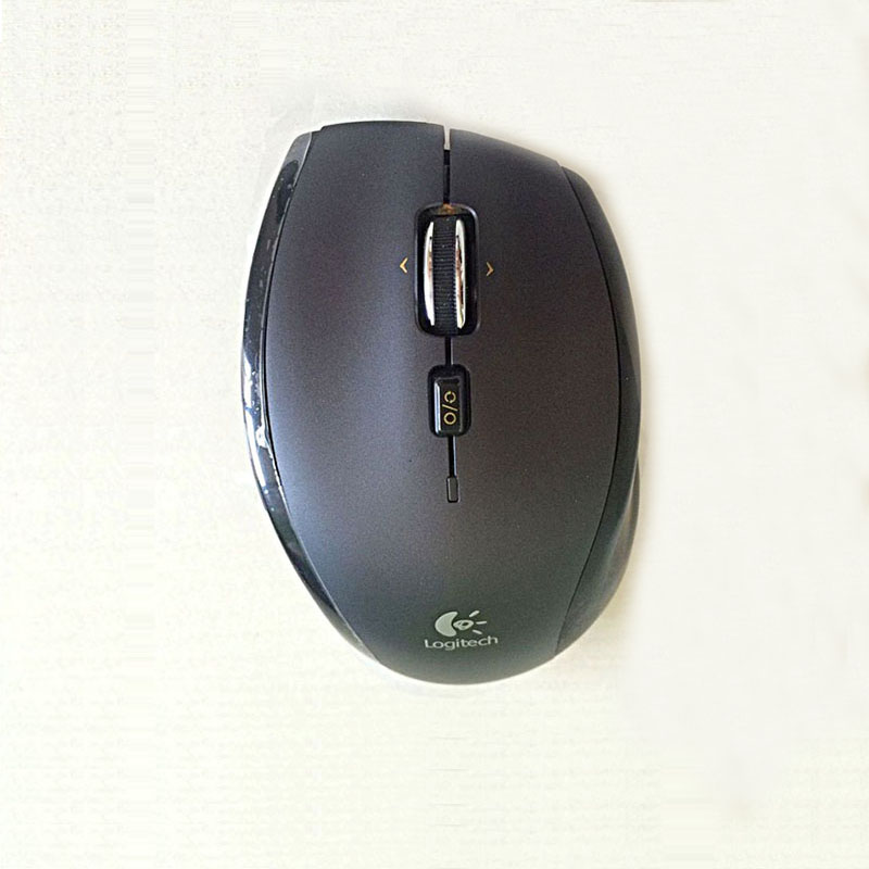 Logitech M705 wireless laser large mouse notebook computer USB dual mode fast wheel logitech wireless mouse m560