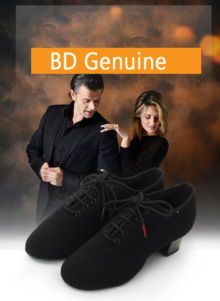20161119_173013_063 - Latin Dance Shoes Woman Genuine Leather Modern Dance Shoe Teacher Jazz Aerobics Dancing Sneakers Coupons 100% Genuine BD 417 Hot