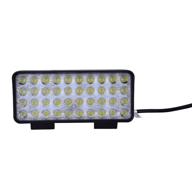 2 Pieces/Lot 120W 40 x 3W Car CREE LED Light Bar as Work light Flood Light Spot Light for Boating Hunting Fishing CW120W