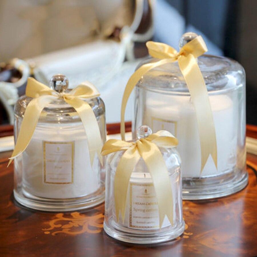 Восковая свеча День Рождения Декоративные обету подарок свечи ароматические свечи Чай свет Водонепроницаемый бужи Свадебный декор 40B1228