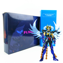 GreatToys GT EX ikki Phoniex Metal armor the five bronze sanits Final Cloth Saint Seiya Myth Cloth Action Figure Collection Toys