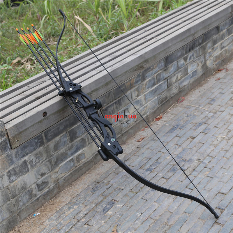 Left/Right Hand Bow 25 Pounds Recurve Bow and Arrow Set Outdoor Match Shooting Game takedown bow arrow hunting hunting bow shooting set black hard 10 25 40 pounds sport durable