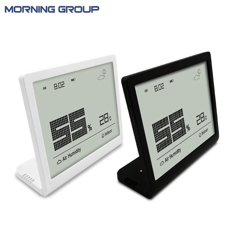 Multifunction Digital Display Indoor Temperature and Humidity Gauge Meter Thermometer Hygrometer Monitor