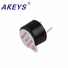 цена на 10PCS Buzzer active 3V, 3.3v general purpose integrated ultra-thin 9 5.5mm continuous sound sounder horn
