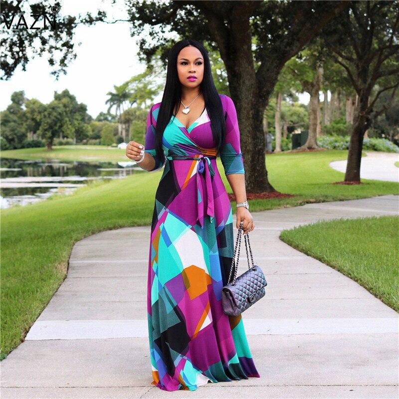 e204d84e96051e9 Jastie Gypsy принт женское платье Boho Хиппи пляжные платья без рукавов  v-образный ...