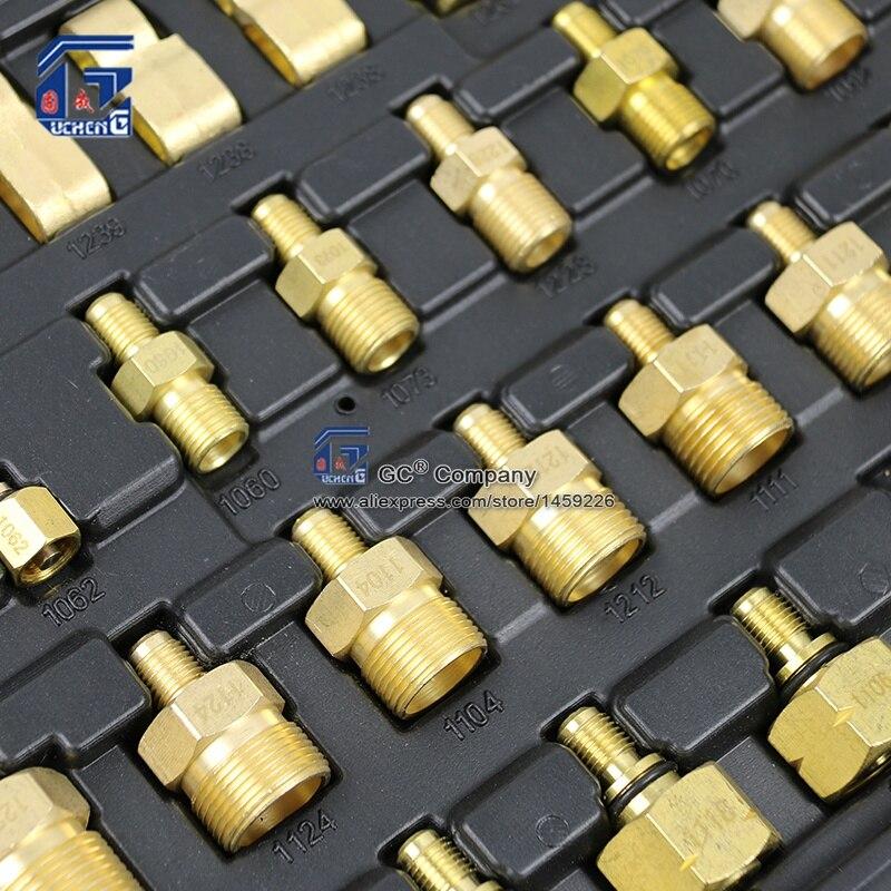 Universal Leak Test Adapter Leak Detection Repair Tool for Europe America Asia Car ( Fit for 90% Cars )