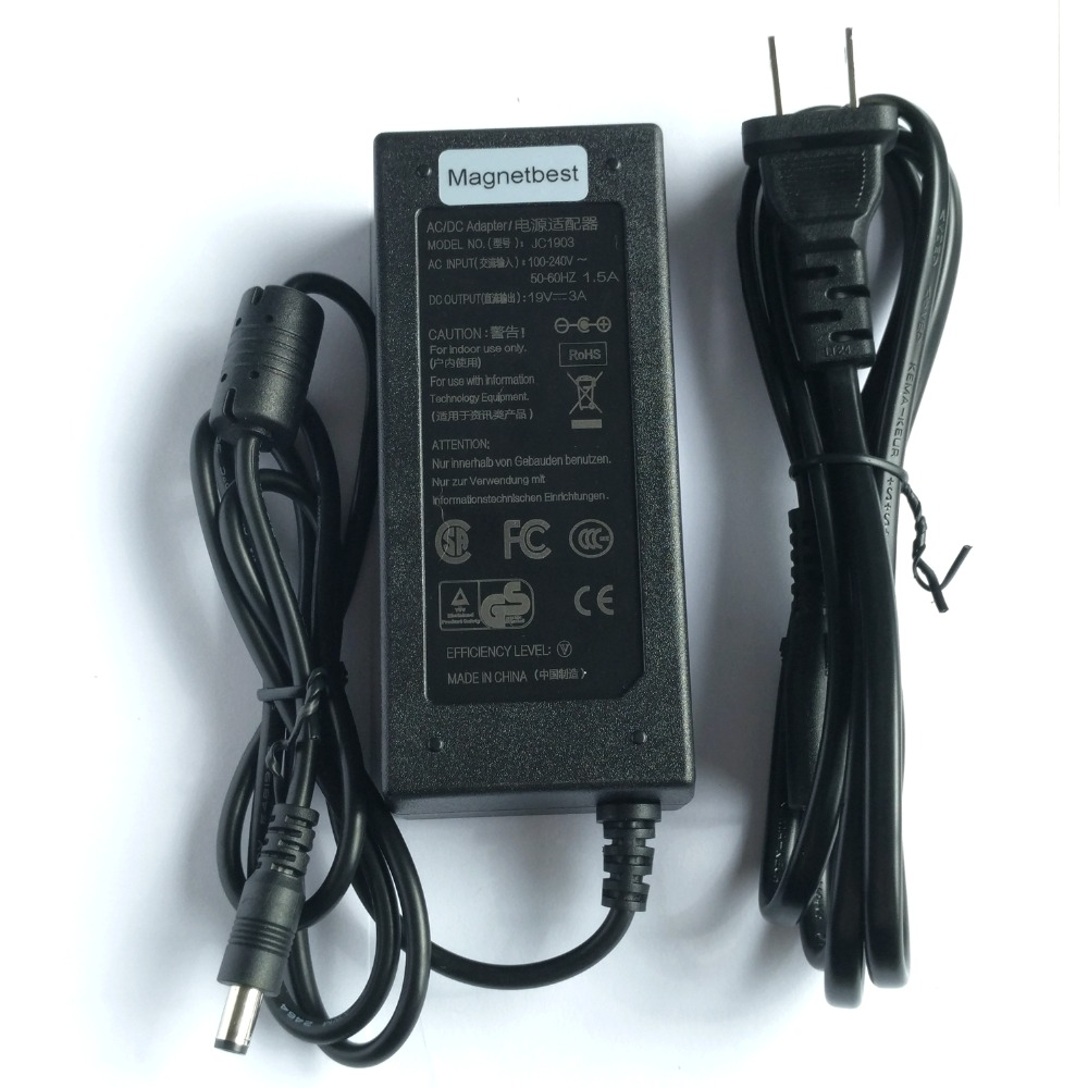 19v 3a Power Supply For Harman Kardon Go Play Stereo Bluetooth Mini Speaker Black Portable Outdoor Ac Dc Adapter Charger In Laptop From Computer