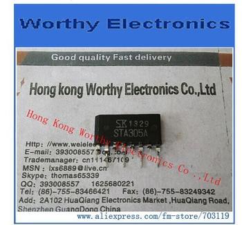 Free  shipping  10pcs/lot     STA305A    STA305     ZIP8