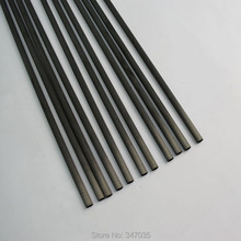 12 pcs Spine 340 carbon arrow shaft I.D.4.2mm for hunting shooting archery bow
