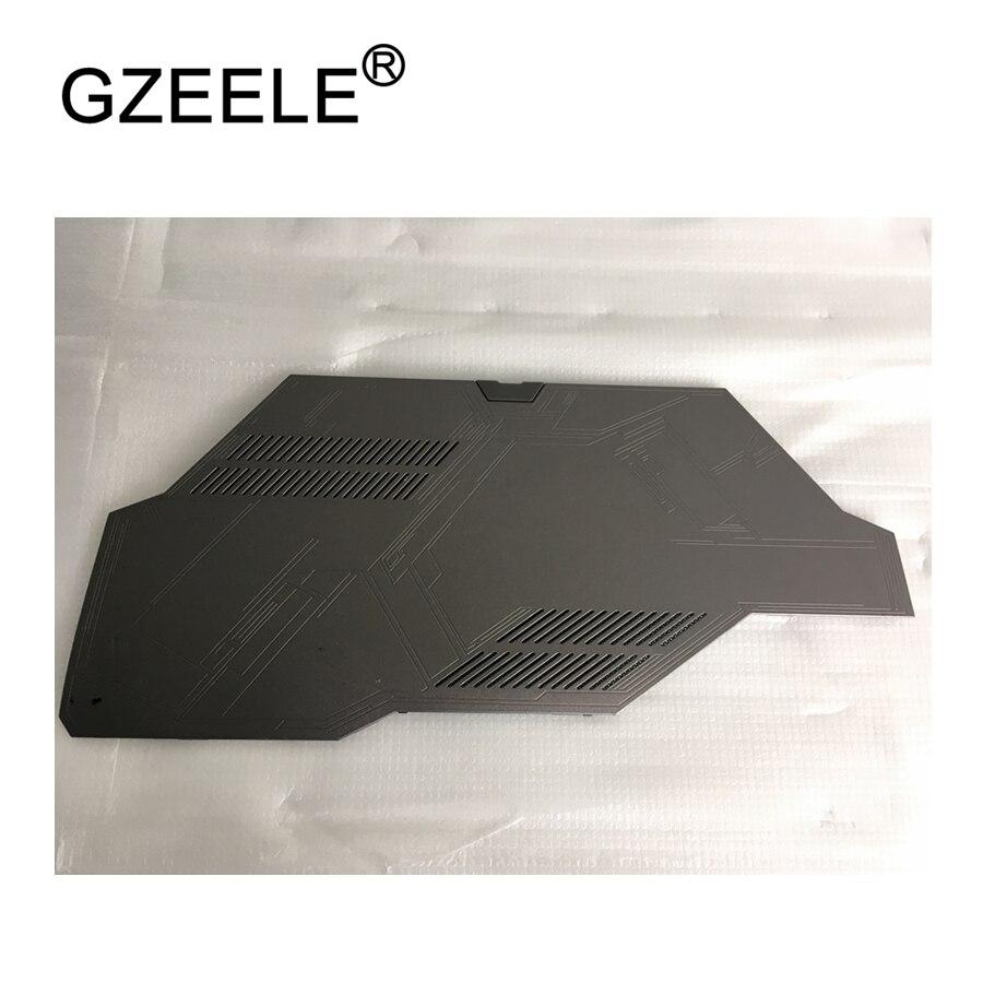 GZEELE NEW laptop BOTTOM DOOR cover for ASUS G752 G752VX G752VL PN : 13N0-SKA0401 13NB09V1AP0201 black