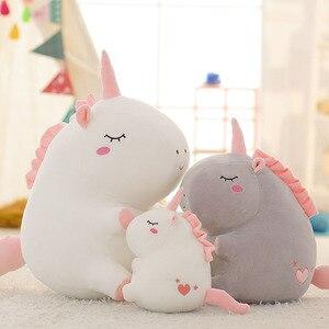 Unicorn Stuffed Plush Toy Supe