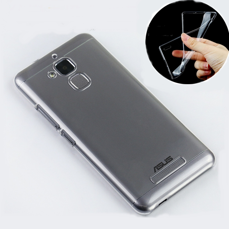 <font><b>ZC520TL</b></font> ZC553KL for <font><b>Asus</b></font> Zenfone 3 Max <font><b>ZC520TL</b></font> Case Nature Clear Transparent Soft Back Cover for Zenfone 3 Max 5.2 5.5 inch image