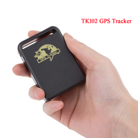 TK102B Tk102 2 Car Vehicle Gps Tracker Hard Wired Car Charger 4 Bands Quad Band Personal