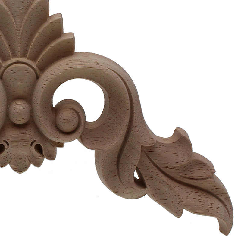 Wood Decoration Accessories Styles Handicraft Figurines Miniatures DIY Wooden Letters Craft Ornament Home Decor Applique
