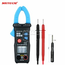 NEW Multimeter NK210E Digital Clamp Meter voltmeter AC DC Voltage AC Current Resistance VS ACM03 Plus ACM03