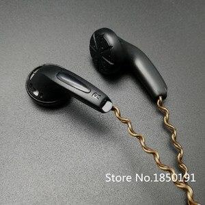 Image 2 - GM500 המקורי ב אוזן אוזניות 15mm מוסיקה 300ohm איכות צליל HIFI אוזניות (MX500 סגנון אוזניות) 3.5mm L כיפוף hifi כבל