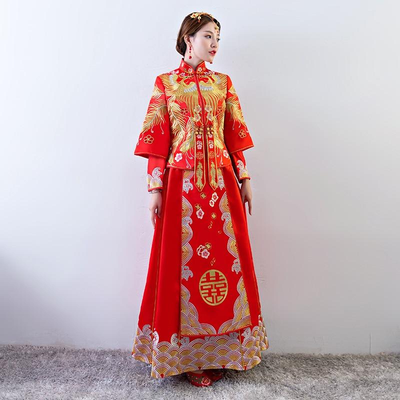 Alte ehe kostüm die braut kleidung kleid traditionelle Chinesische ...
