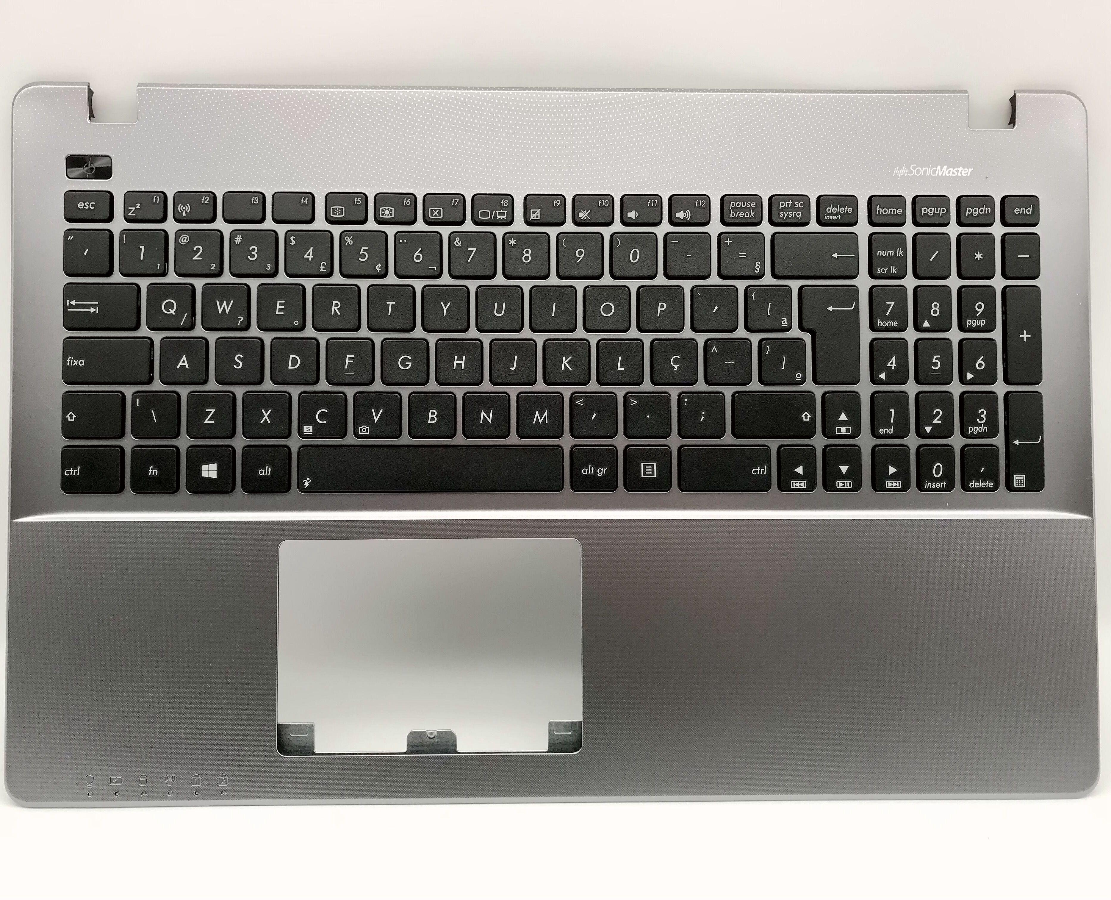 Brazil Brazilian Backlit Keyboard for Asus UX330U//UX330UA//UX330UAK