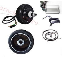5 250W 48V Electric Scooter Parts Electric Hub Motor For Wheelchair Brushless Non Gear Hub Motor