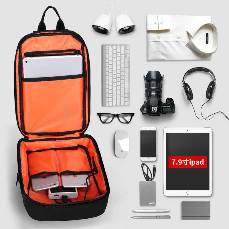 Nuevo paquete de pecho de carga USB FRN para hombre, bolso de hombro Casual, bolso de pecho, bolso de mensajero de viaje repelente al agua, bolso de cabestrillo para hombre