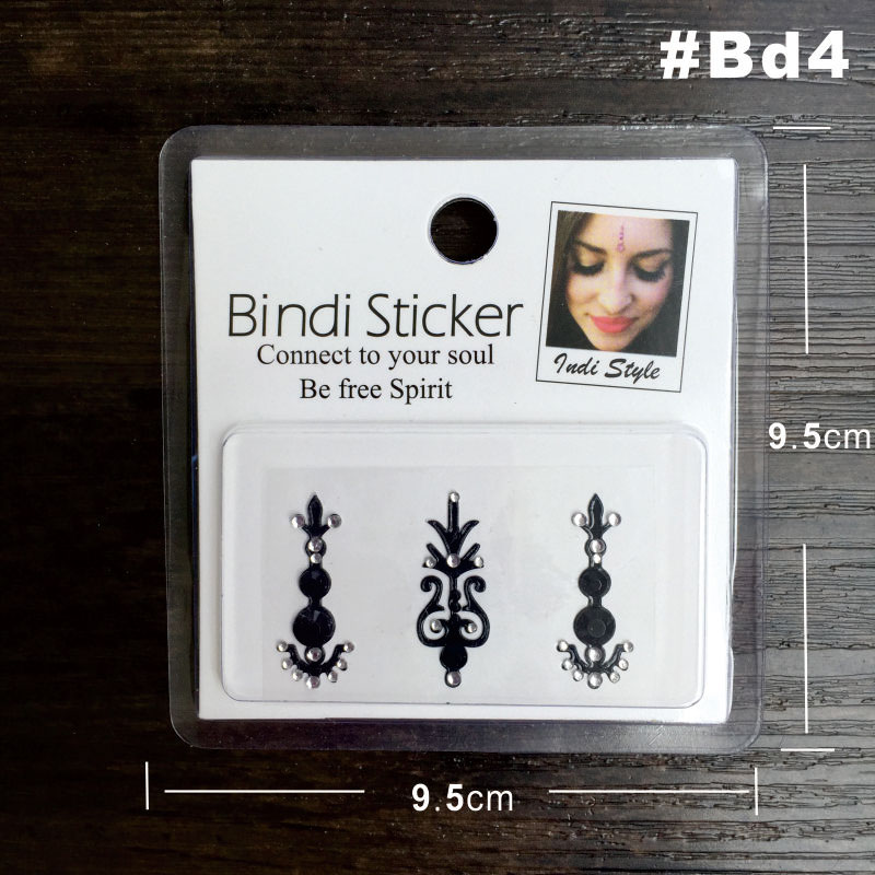 High Quality Bindi Sticker Handpicked gypsy Style forehead deco Temporary Tattoo Stickers Surprise Value Buy! sticker