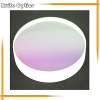 41mm Optical Glass Focal Length 156mm Doublet Optics Glass Double Convex Achromatic Lens For Astronomic Telescope Objective