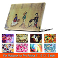 """Notebook Laptop Bag Plastic Hard Case Cover For Apple Macbook Pro Air Retina 11"""" 12"""" 13"""" 15"""" Table PC"""