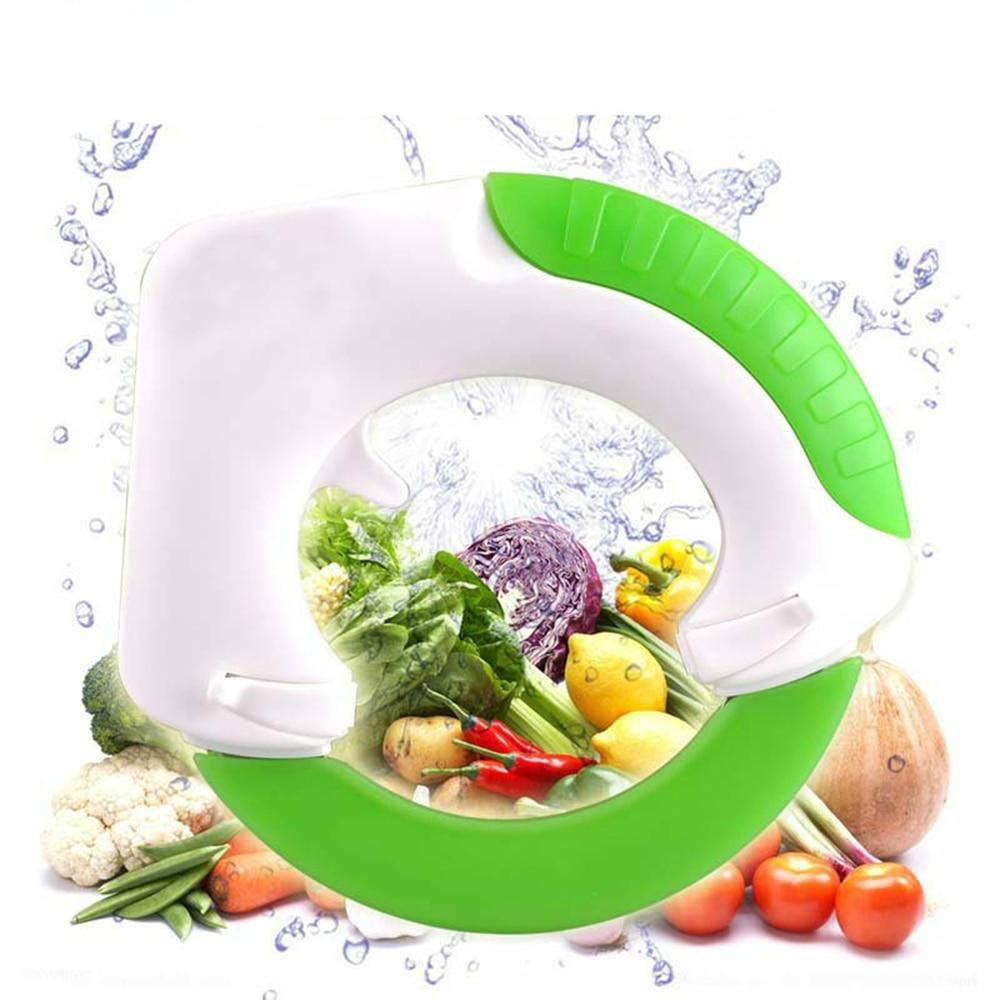 New Kitchen Accessories Vegetable Chopper Slicer Round