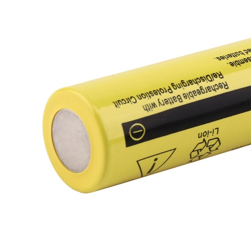 Image 5 - 20pcs 3,7 V 18650 аккумулятор, литиионый аккумулятор, 9900mAh 3,7 V литий ионная литиевая батарея для фонарика-in Подзаряжаемые батареи from Бытовая электроника