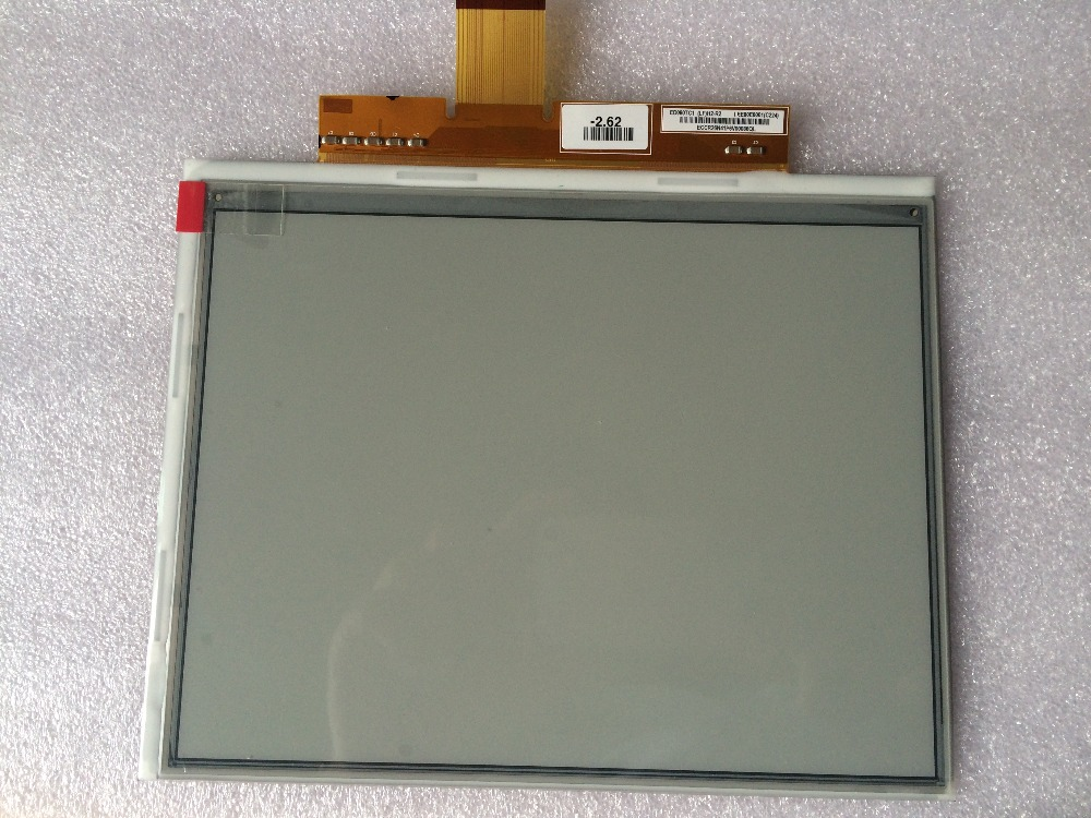 1 year warranty Brand New 8 PVI ED080TC1(LF) e-ink Display Screen Replacement eBook Reader Screen Panel