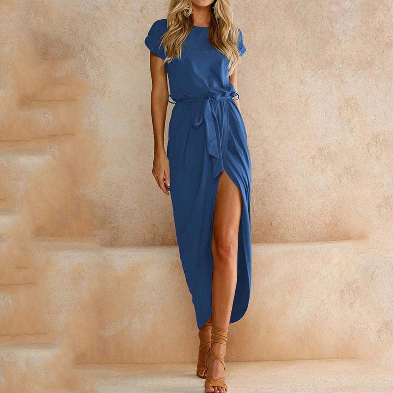 19 Plus Size Party Dresses Women Summer Long Maxi Dress Casual Slim Elegant Dress Bodycon Female Beach Dresses For Women 3xl 17