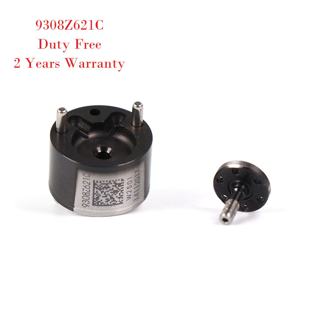 9308Z621C Diesel Fuel Injector Control Valves 9308-621C 28239294 28440421 For Diesel Common Rail Injector System Duty Free injector control valve 9308 621c 9308z621c 28239294 28440421 for euro3 fuel injector 28239294 28440421