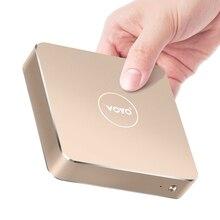 Оригинальный лицензии Windows10 vmac Мини-ПК Портативный ПК Intel Apollo N3450 N4200 4 г DDR3L Оперативная память 32 ГБ EMMC + 128 ГБ SSD Bluetooth4.0 Wi-Fi