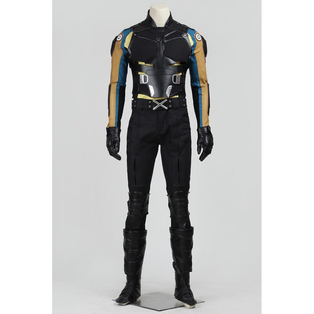 X Men Cosplay X-Men Battle Suit Outfit Adult Men's Halloween Carnival Cosplay Costume