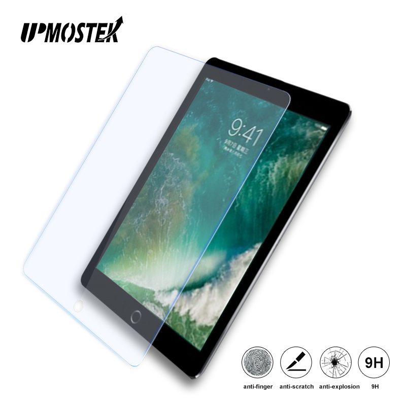 Tempered Glass For Apple Ipad Mini 1 2 3 4 Screen Protector For iPad Air 2 Mini 7.9 Pro 9.7 10.5 2017 New Protective Galss Film ...