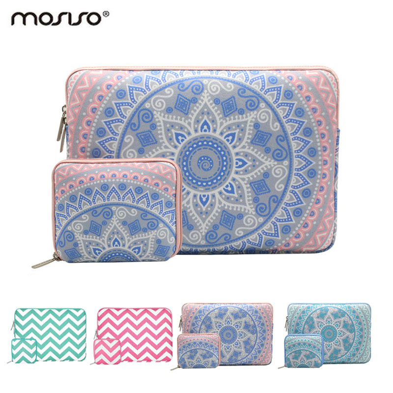MOSISO Canvas Casual Notebook Sleeve Case For Macbook 12 Inch A1534/HUAWEI Matebook E 12inch Laptop Tablet Protective Cover 2018