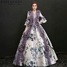 53cc34a6b 18th century vestido mediados moderna medieval renacimiento festival  cosplay traje partido gótico princesa vestidos DD1186