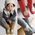 Cute Cotton Baby Socks Casual Anti-skid Meias for Newborn to 4 Years Cartoon Children Socks 1 Pair