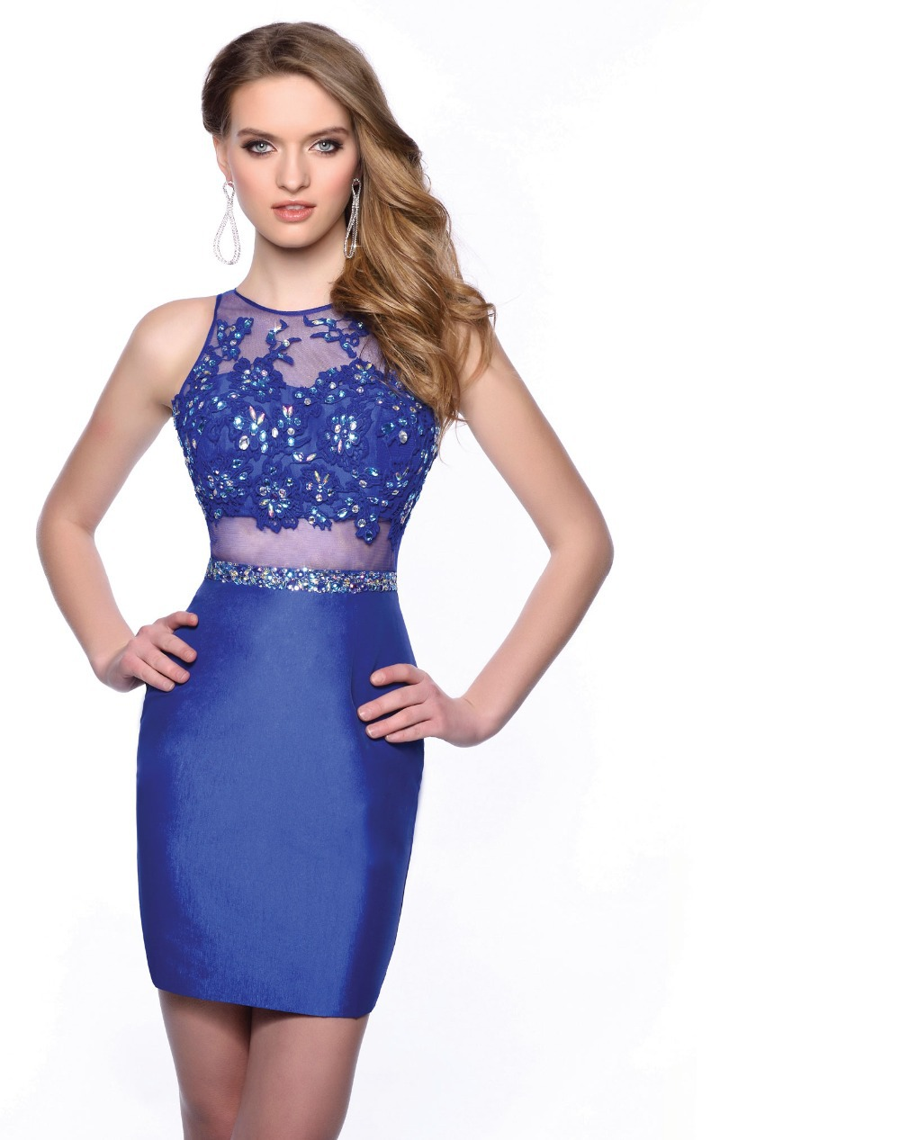 Ver imagen de vestido de fiesta
