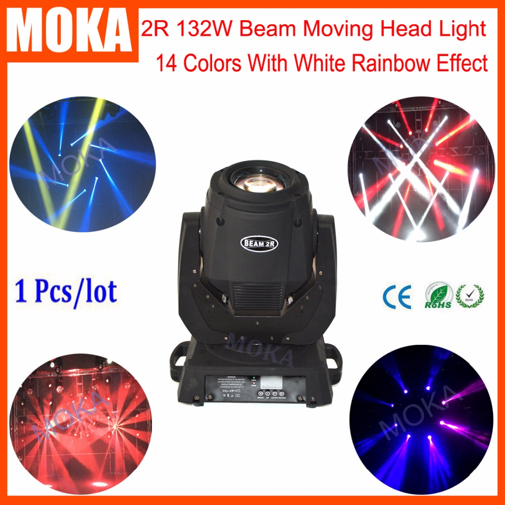 New Type DMX 512 132W Beam 2R Moving Head Light Professional Stage & DJ Light Led Moving Head Party Light 2017 new arrival 1pcs 132w moving head stage light sharpy 2r 132w high power beam light for professional stage events lighting