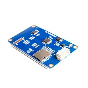 "Image 3 - 2.4 ""2.8"" 3.2 ""Nextion HMI الذكية الذكية USART UART المسلسل اللمس TFT وحدة عرض LCD لوحة لتوت العليق Pi 2 A + B +"