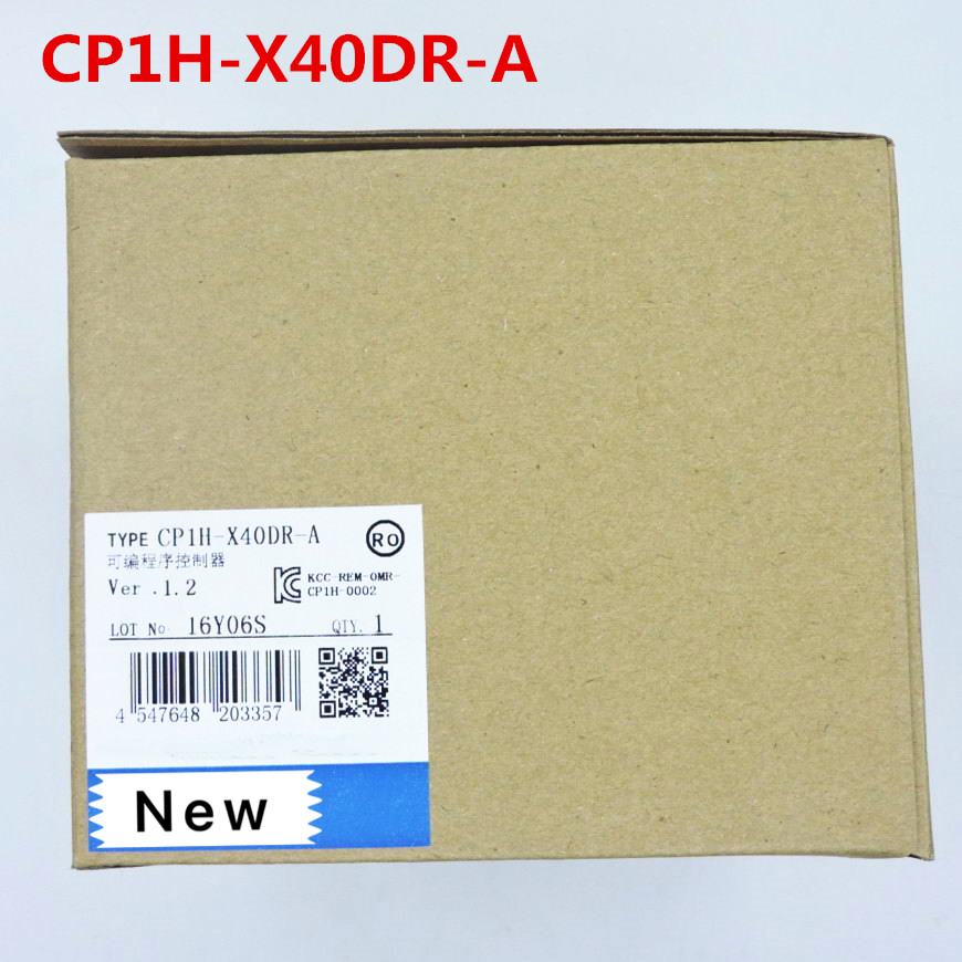 1 year warranty New original In box CP1W 32ER CP1W 40EDR CP1H XA40DR A CP1H XA40DT