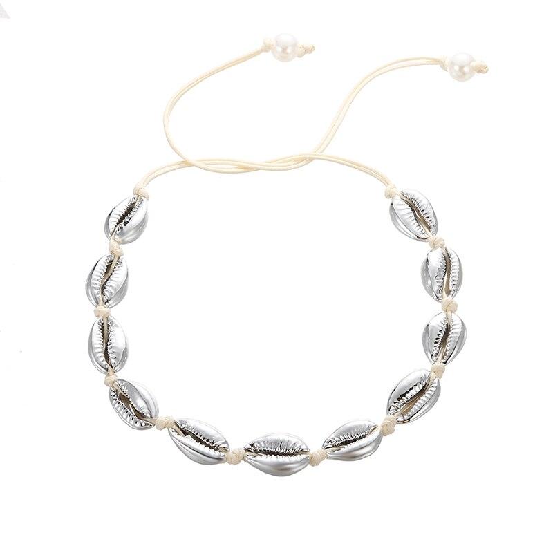 Beige line Silver