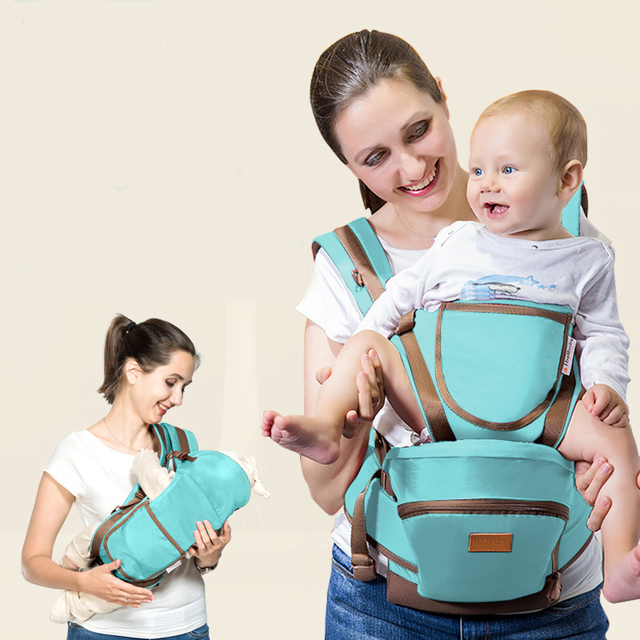 Baby Carries 8 In 1 Carry Baby Sling Backpack Kangaroo Infant
