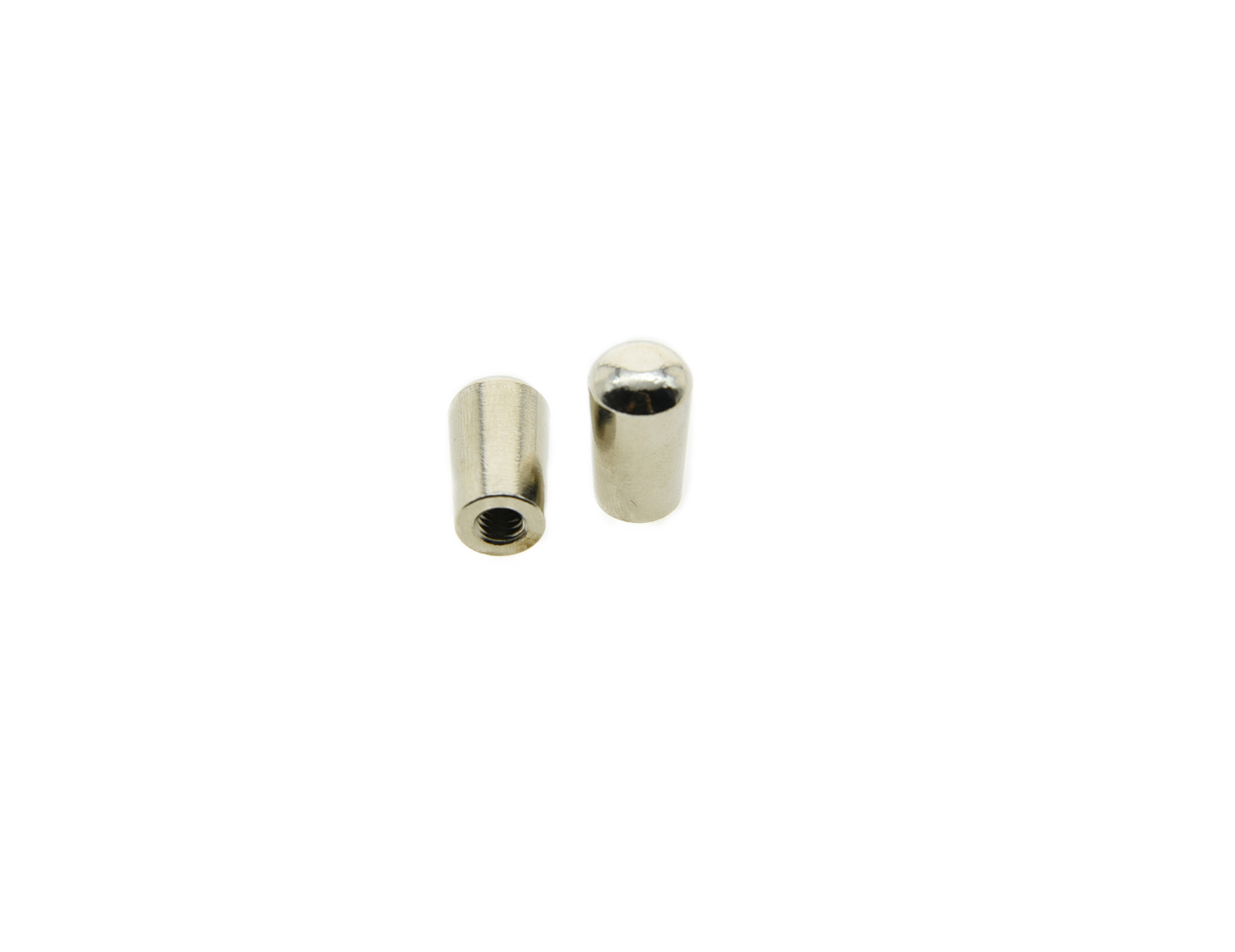 1xM3.5 1xM4 METAL LP Guitar Toggle Switch Tip Nickel 3 Way Switch Knob for LP phil collins singles 4 lp